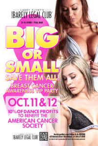 Big or Small Save them All!